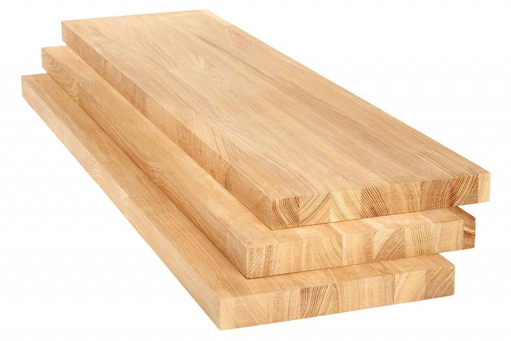 Производство мебельного щита из дерева высокого качества